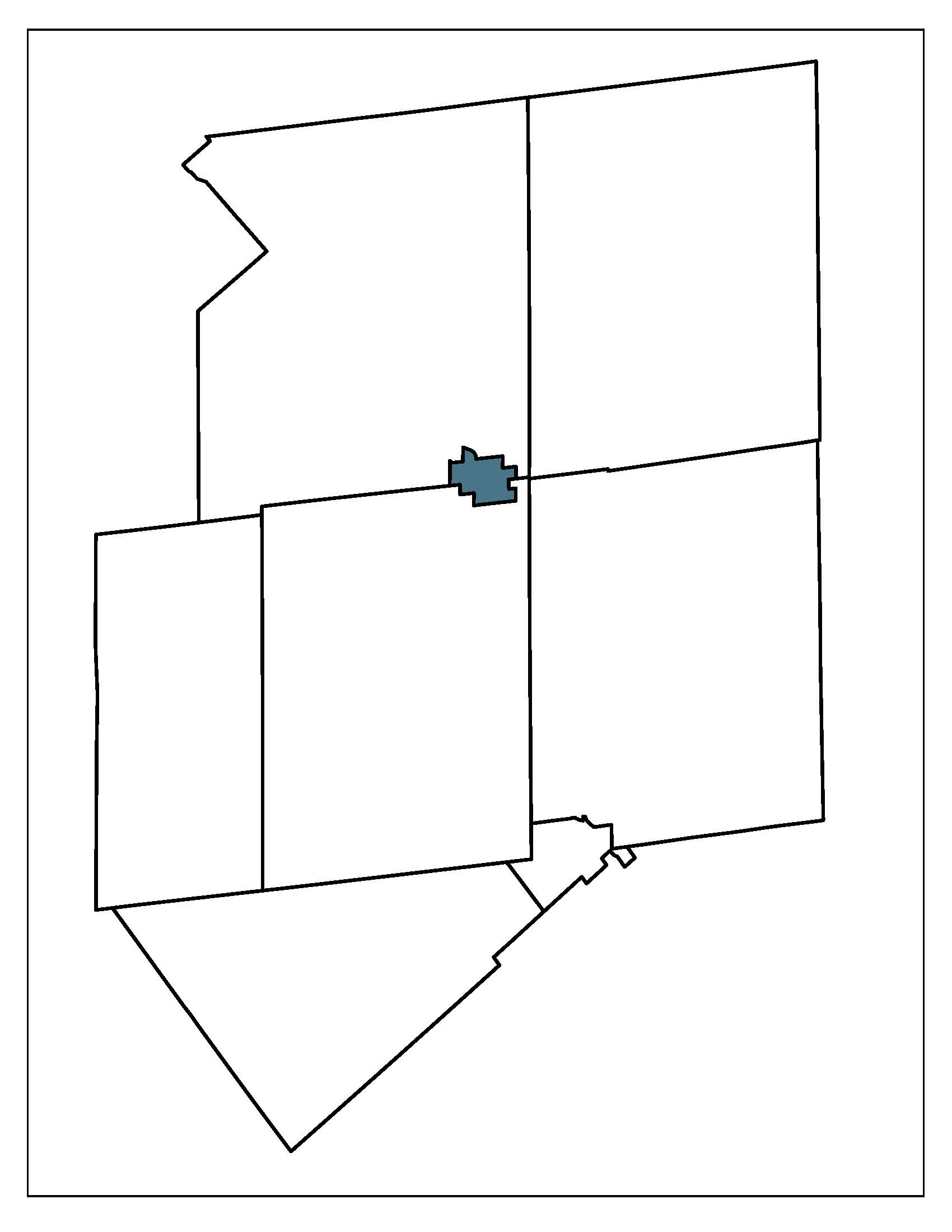 Shelburne Location Map