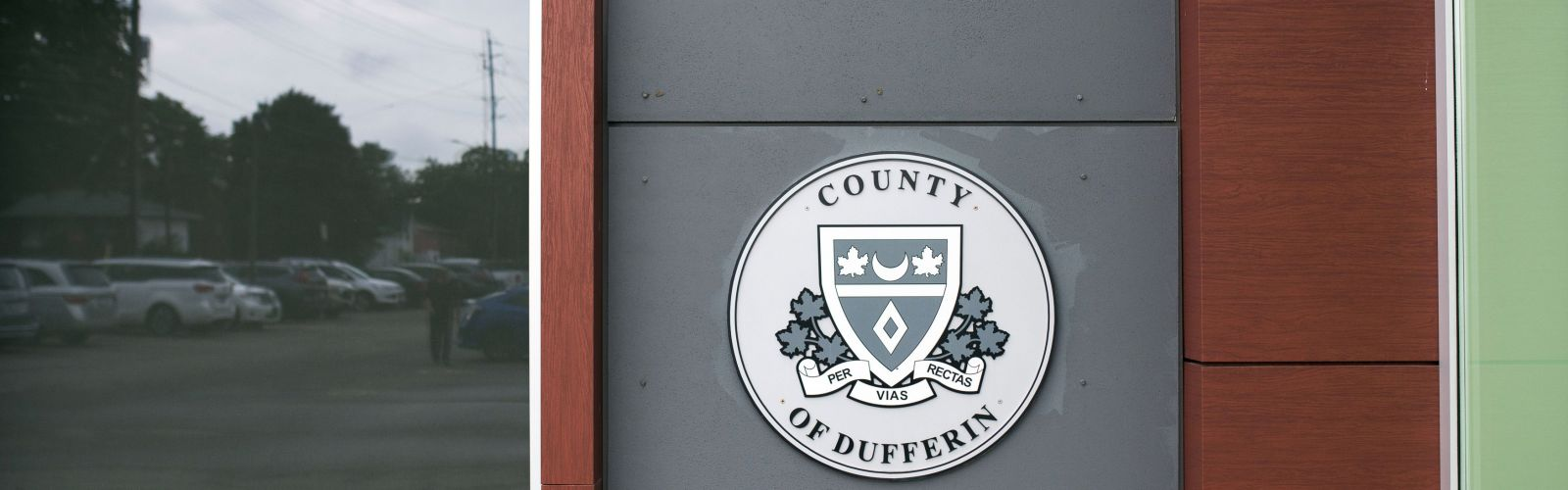 dufferin county sign
