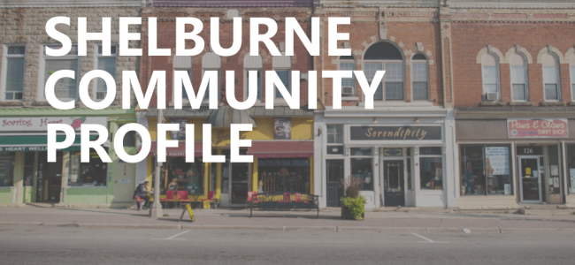 Document cover photo - downtown Shelburne