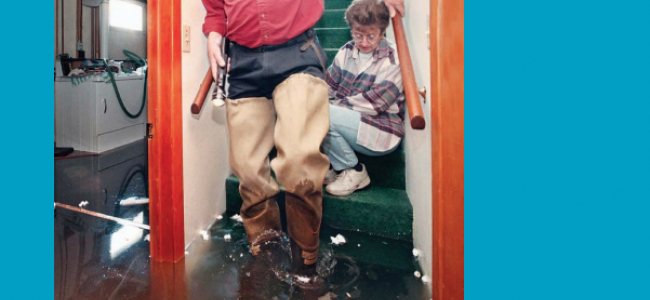 Cover of Handbook for Reducing Basement Flooding
