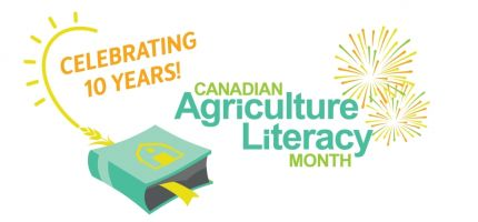 Agscape - Can Ag Literacy Month 2021